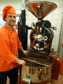 KAFFEERÖSTKURS & VERKOSTUNGSKURS in der Erlebniswelt Goethe Chocolaterie